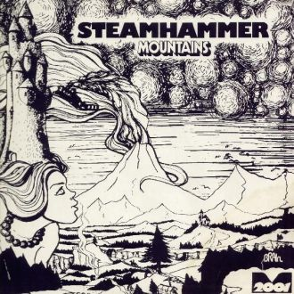 Steamhammer  Mountains lp 1970