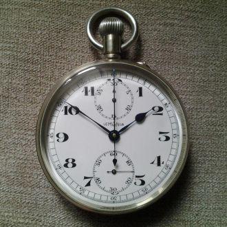 Часы хронограф Lemania chronograph