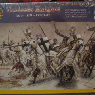 1/72 ITALERI Тевтонские рыцари XII-XIII век