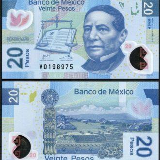Mexico/ Мексика - 20 Pesos 2012 - UNC - OLM-OPeN