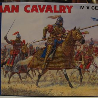 1/72 MiniArt Римская конница IV-V век