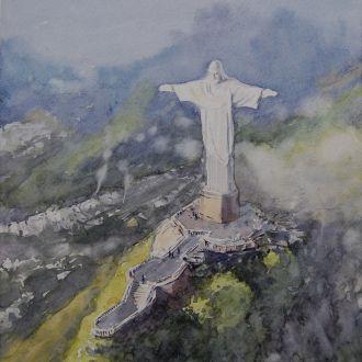 """Картина """"Рио-де-Жанейро"""" Микитенко В."""