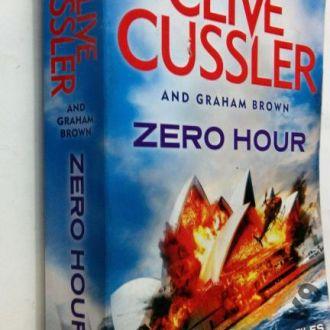 Clive Cussler. Zero Hour.