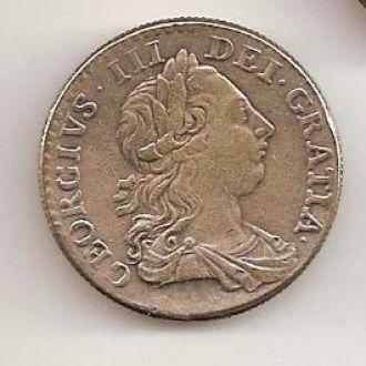 Шиллинг Northumberland 1763 Великобритания