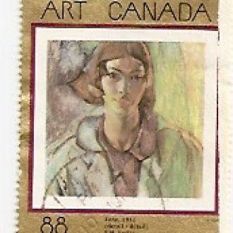 Канада Canada   гаш (583)