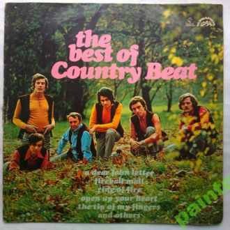 The Best Of Country Beat.