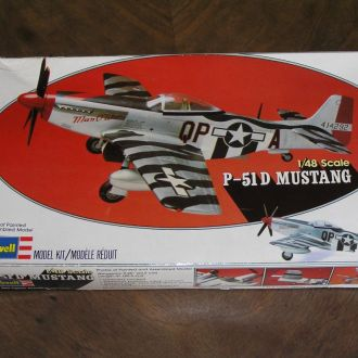 REVELL H31 P-51D Mustang 1:48