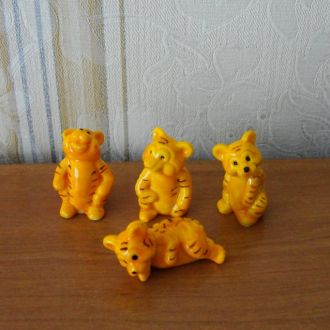 Бофрост,,киндер,Bofrost / Tolle Tiger ,Тигрята (1995)