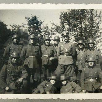 Старое фото Вторая мировая война Германия