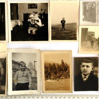 Старые фото Мальчики 29 шт, нач-сер ХХ в, Германия