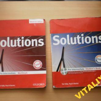 SOLUTION. Підручник англійської мови. 8-9 клас