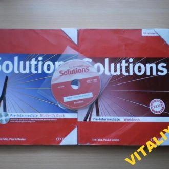 SOLUTION. Підручник+CD англійської мови. 8-9 клас