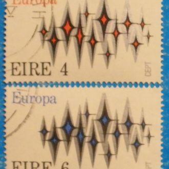 Ирландия. 1972 г. Европа