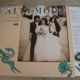 Alta Moda : Alta Moda ( Canada ) LP