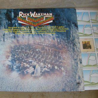 Rick Wakeman : Journey  (USA) + буклет LP