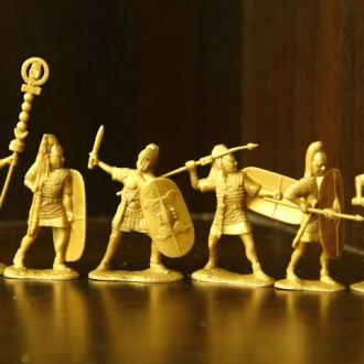 """римляне""""Classic Toy Soldiers""""54мм"""