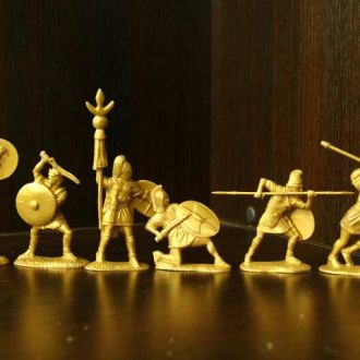 """карфагеняне""""Classic Toy Soldiers"""" 54мм"""