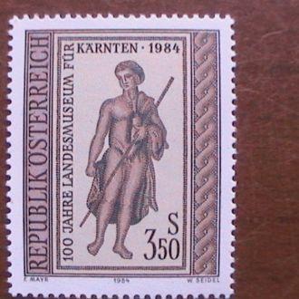 Австрия 1984 хх