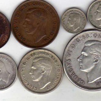 Австралия 1937-50гг
