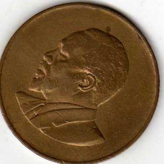 Кения 10 центов 1968г