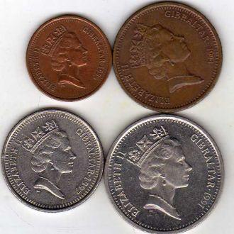 Гибралтар 1994-97гг