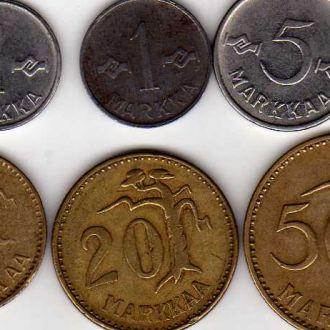 Финляндия 1952-56гг