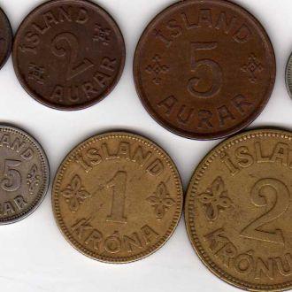 исландия 1922-31гг