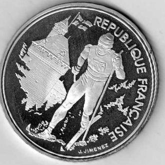 Франция 100 франков 1991г