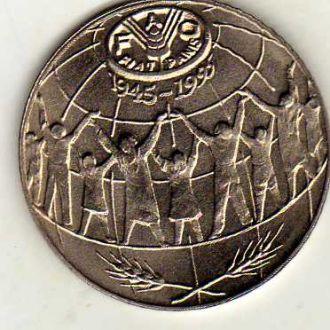Андорра 25 с 1995 ФАО