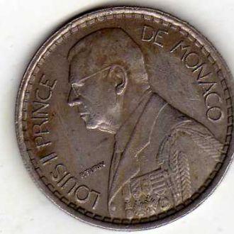 Монако 20фр 1947