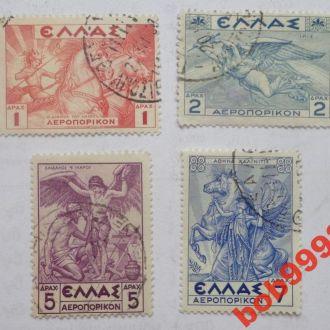 Греция 1935 г