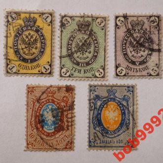Россия 1866 г