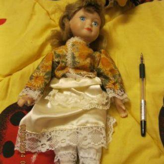 РАСПРОДАЖА!!!кукла фарфор старая ГЕРМАНИЯ привезли