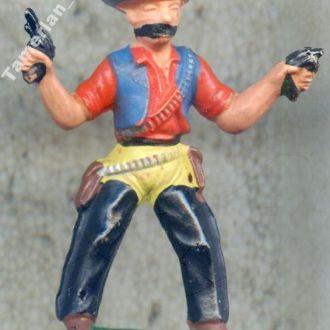 Индейцы ГДР. Главарь бандитов Башан