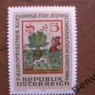 Австрия 1986 хх