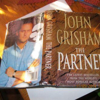 на английском языке книга английский JOHN CRISHAM