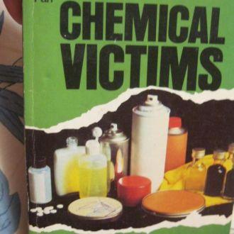 CHEMICAL VICTIMS на английском языке книга британи