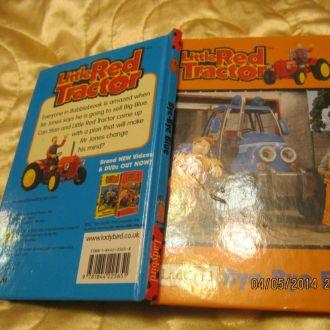 на английском языке книга детская трактор ИЗ БРИТ