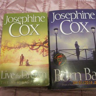 COX  на английском языке книга РОМАНы лот=2 книги