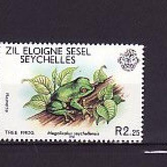Фауна. Сейшеллы(Внешние)