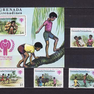 Фауна. Флора. Гренада Гренадины