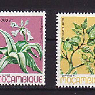Флора.  Мозамбик 1994г