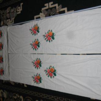штори вишитi комплект шторы (№461)