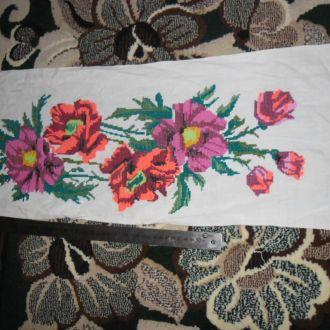 дорiжка серветка рушник вишитий салфетка
