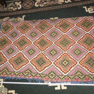 вишитй ковер килим (№649)