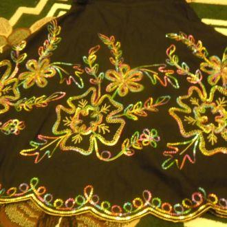 спідниця вишита юбка (№694)