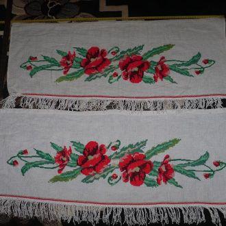 серветка накидка пара вишивка (№425)