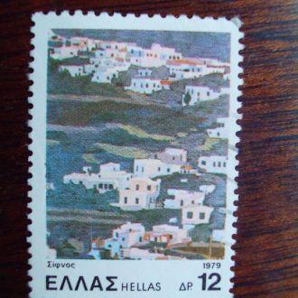 Греция.1979г. Природа. Архитектура. МН