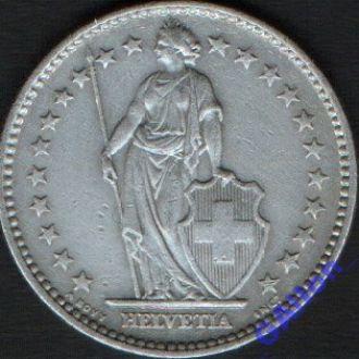 2 франка 1969