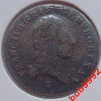 1 крейцера 1800   г